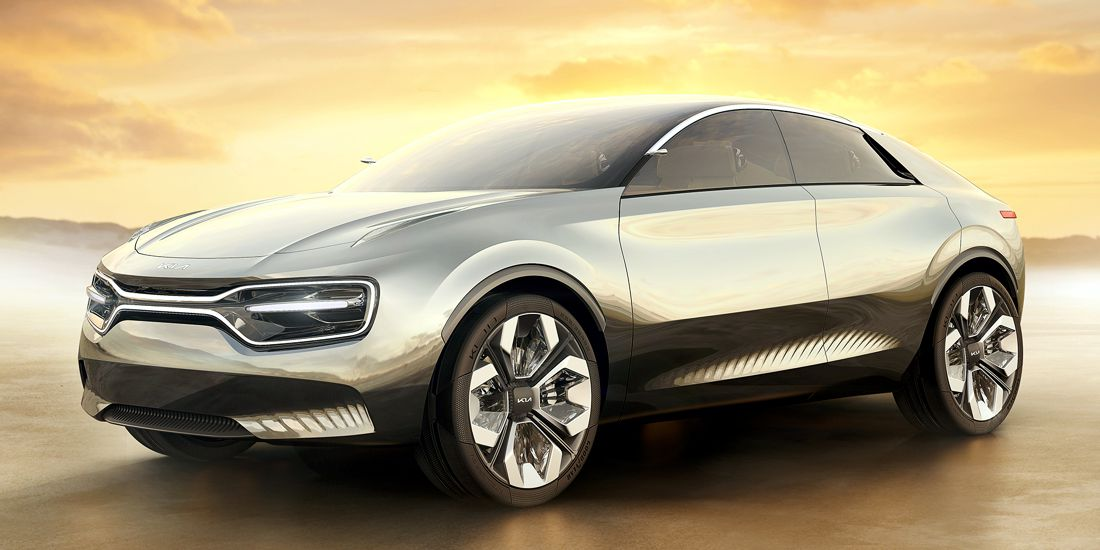 imagine by kia, imagine by kia concept car, kia del futuro, kia electricos, kia imagine, futuros kia, kia salon de ginebra 2019, kia GIMS 2019