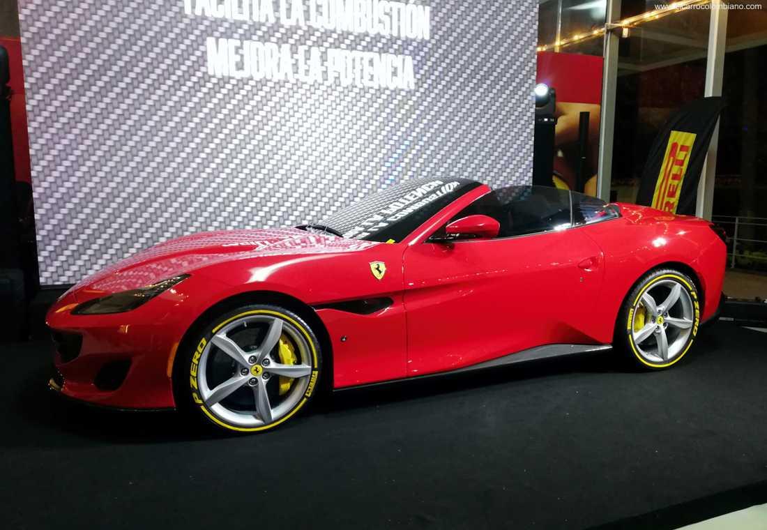 Ferrari Portofino Características Y Precio En Colombia