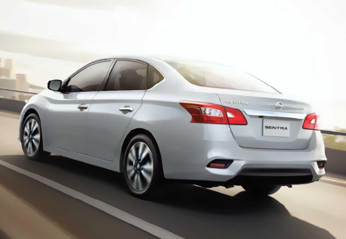 El Nissan Sentra recibe más tecnologías de seguridad y ...