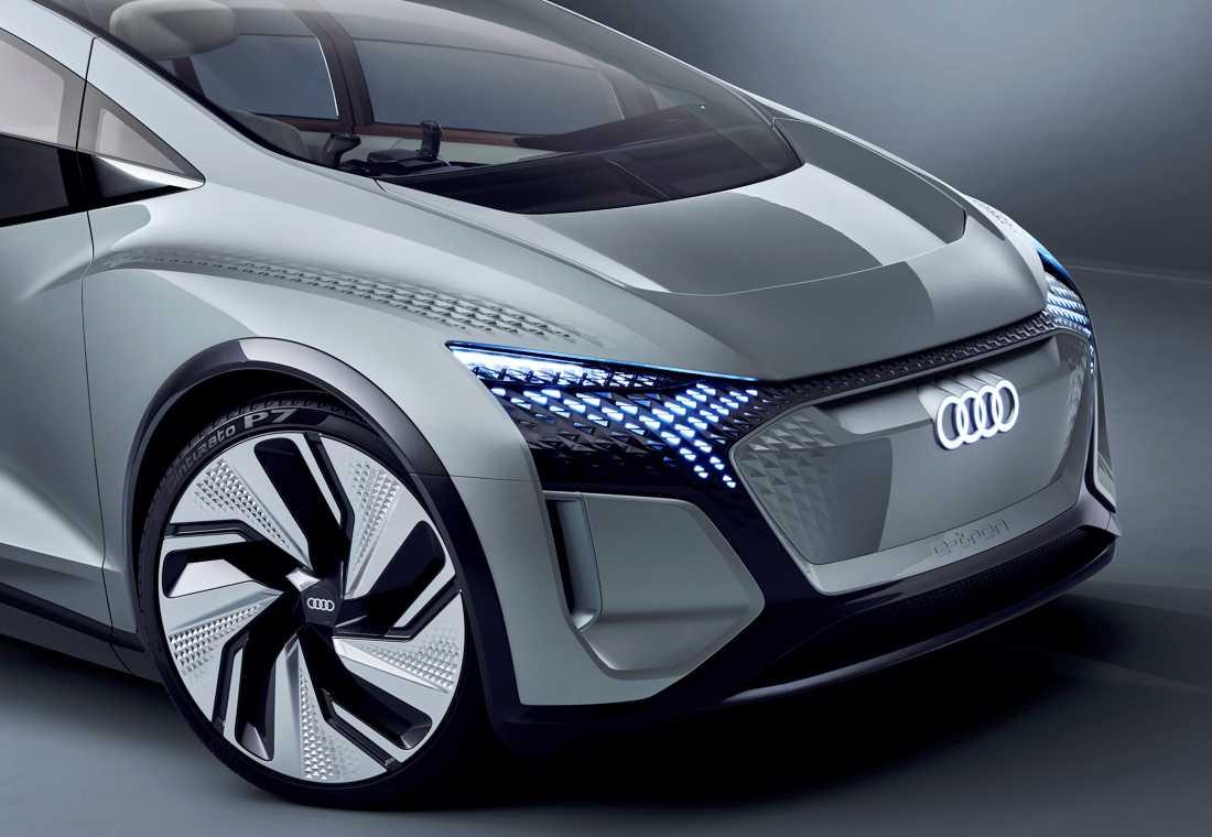 audi ai:me, audi electrico, audi electrico y autonomo, autos electricos y autonomos, conduccion autonoma nivel 4, auto urbano del futuro, auto para las ciudades del futuro, audi ai:me fotos, audi ai:me caracteristicas, audi ai:me concept 2019