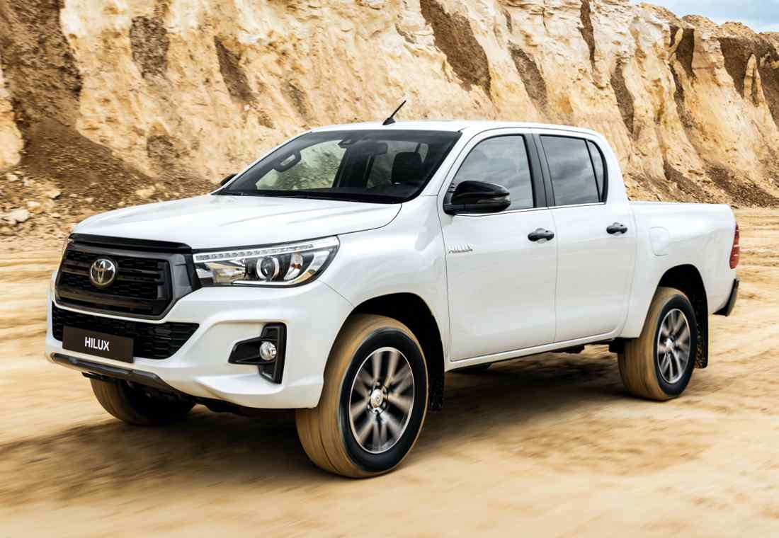 toyota hilux special edition 2019, toyota hilux special edition 2019 fotos, toyota hilux special edition 2019 imagenes, toyota hilux special edition 2019 caracteristicas, toyota hilux special edition colombia, toyota hilux special edition equipamiento