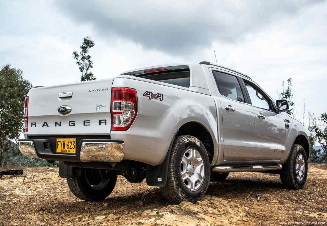Ford Ranger Limited 2019 A Prueba Una Pick Up Para Trabajar Y Disfrutar