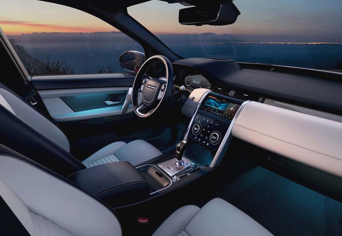 Autos híbridos en la nueva sucursal que Jaguar abrió en SLP