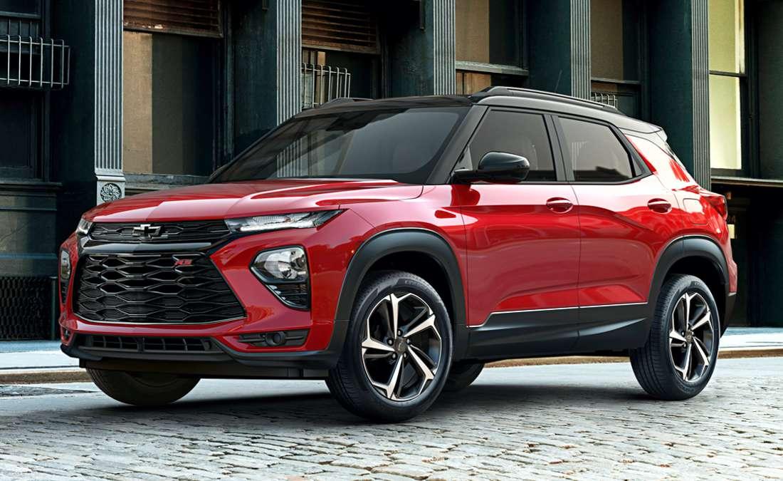 La Chevrolet Trailblazer 2021 llegará a América: Se ...