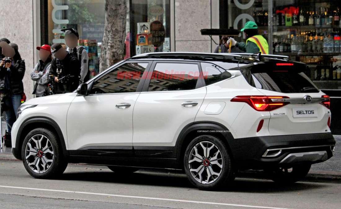 Kia Seltos: El pequeño SUV que viene en camino