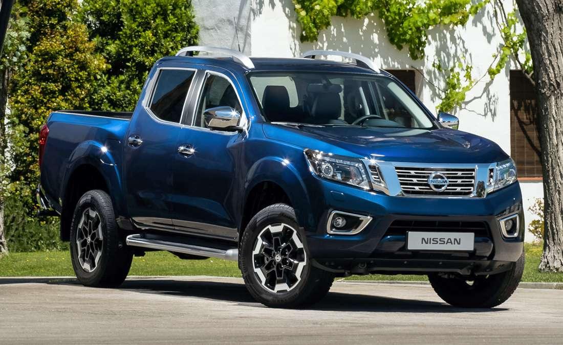 La Nissan Frontier Se Actualiza En Europa Con Mas Tecnologia Y Otras Mejoras