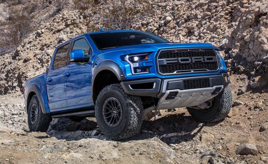 Ford F 150 Raptor Ahora Mas Salvaje Estaria En Camino Una Version Con Motor V8