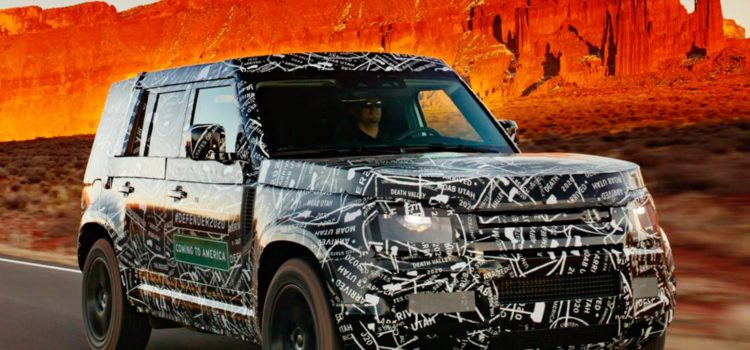 land rover defender 2020, land rover defender 2020 caracteristicas, land rover defender 2020 fotos, land rover defender 2020 ficha tecnica, land rover defender mhev, land rover defender 2020 phev, land rover defender mild-hybrid, land rover defender hibrido enchufable, land rover defender 2020 4x4