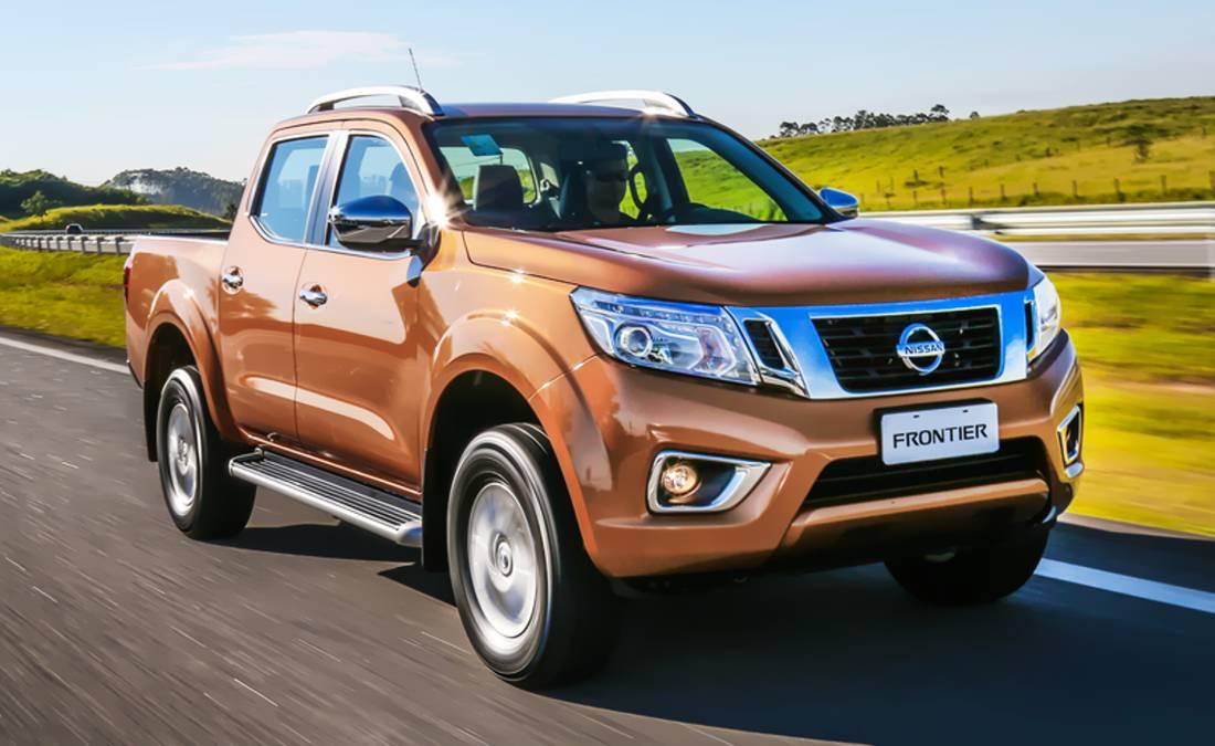 La Nissan Frontier Refuerza Su Dotacion De Seguridad En Colombia