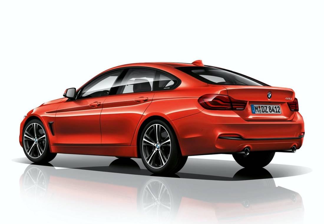 BMW 418i Gran Coupé: El sedán deportivo Premium más ...