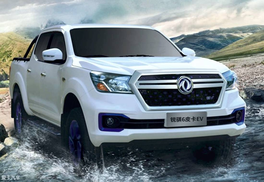 nissan frontier electrica, dongfeng rich 6 ev, dongfeng rich 6 ev electrica, pick up electrica, pick up electrica precio, nissan frontier electrica precio, nissan frontier electrica caracteristicas, dongfeng rich 6 ev caracteristicas, dongfeng rich 6 ev autonomia, dongfeng rich 6 ev fotos, dongfeng rich 6 ev imagenes, dfsk pick-up electrica