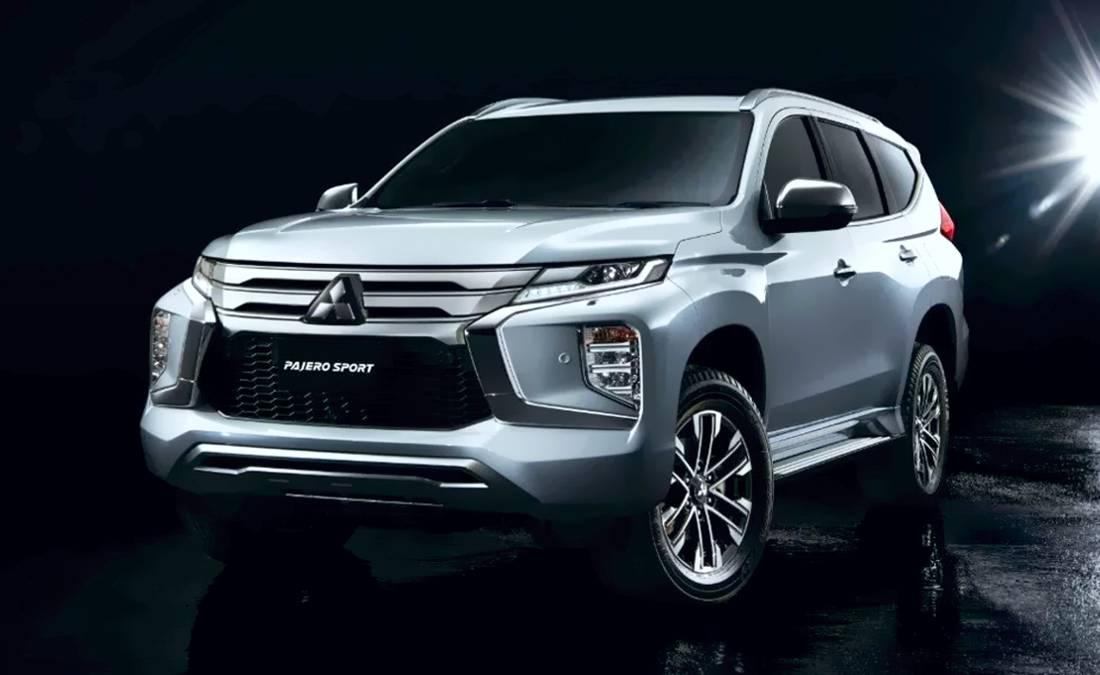 La Mitsubishi Montero Sport 2020 Se Renueva Mas Moderna Y Tecnologica