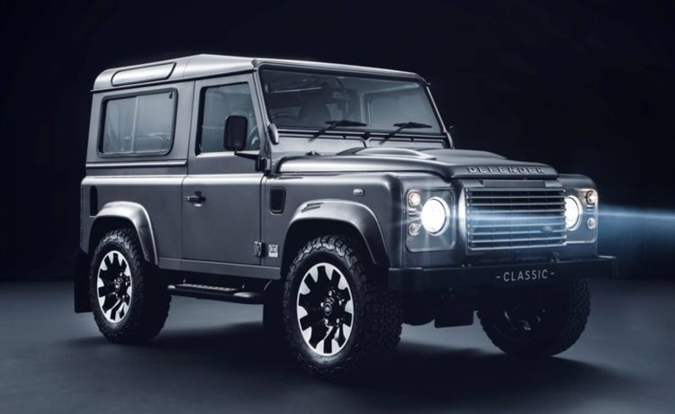 land rover defender, land rover defender 2019, land rover defender actualizacion, land rover defender kit de actualizacion, land rover defender 4x4, land rover defender nuevo, land rover defender modificaciones, land rover defender works v8