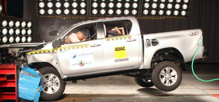 toyota hilux latin ncap, nissan frontier latin ncap, chevrolet cruze latin ncap, toyota hilux seguridad, nissan frontier seguridad, chevrolet cruze seguridad, toyota hilux prueba de choque, nissan frontier prueba de choque, chevrolet cruze prueba de choque