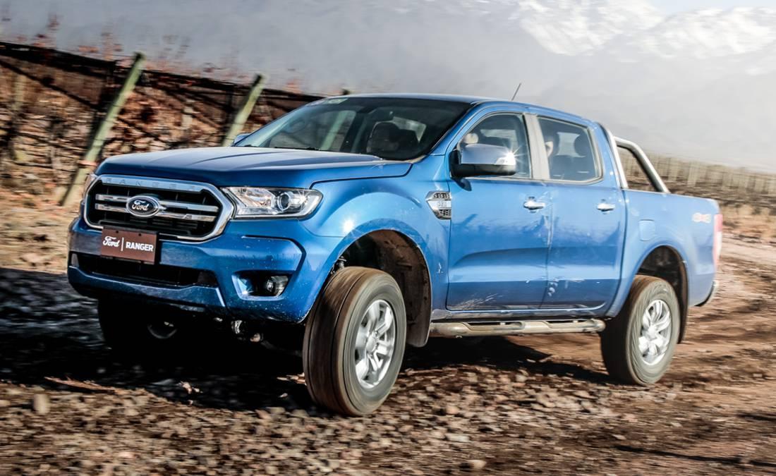Ford Ranger 2020 Caracteristicas Versiones Y Precios En Colombia