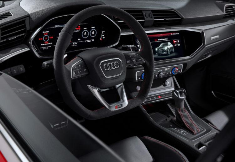 Nueva Audi RS Q3, Nueva Audi rs q3 sportback, rs q3, rs q3 sportback, q3 sportback, RS Q3 precios, RS Q3 características, RS Q3 fotos, Cuanto vale la RS Q3