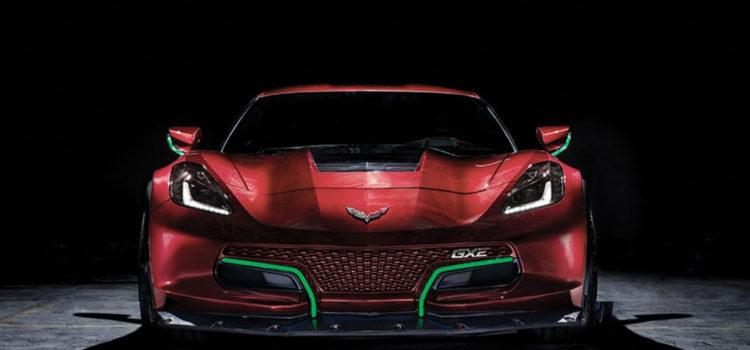Corvette eléctrico, carro eléctrico más rápido del mundo, Genovation GXE eléctrico, Corvette eléctrico fotos, corvette eléctrico características, corvette eléctrico precio