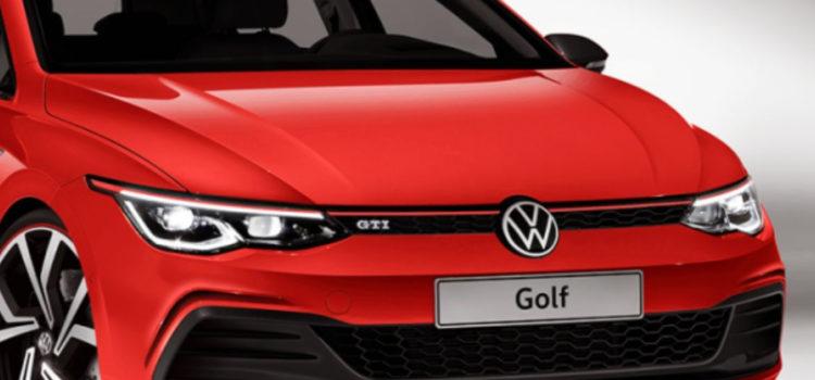 volkswagen golf gti 2020, volkswagen golf gti, volkswagen golf, volkswagen, volkswagen diseño, volkswagen golf gti 2020 render, diseño previo volkswagen golf gti 2020
