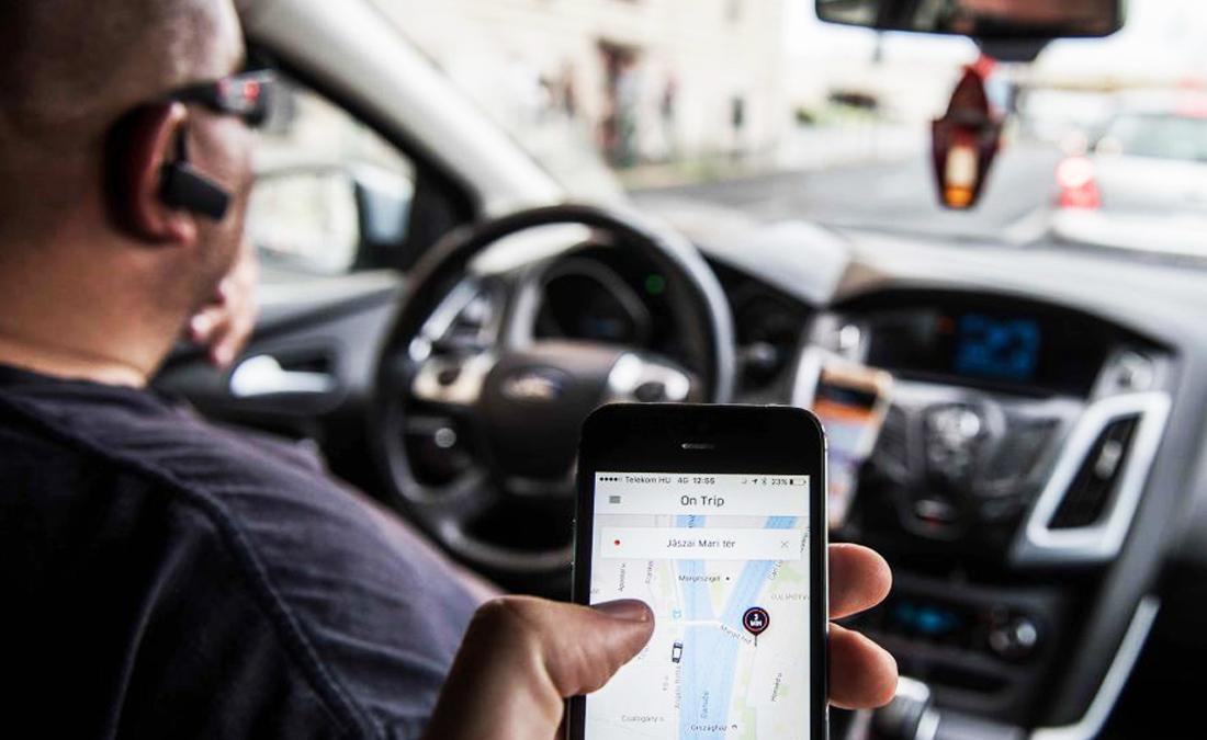 Uber, apps, aplicaciones, tasa dinamica, uber batería baja, servicio de transporte