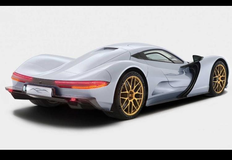 Aspark Owl, el carro eléctrico más rápido del mundo, Aspark Owl fotos, Aspark Owl características, Aspark Owl precio, carros electricos japoneses, superdeportivos japoneses, superdeportivos electricos