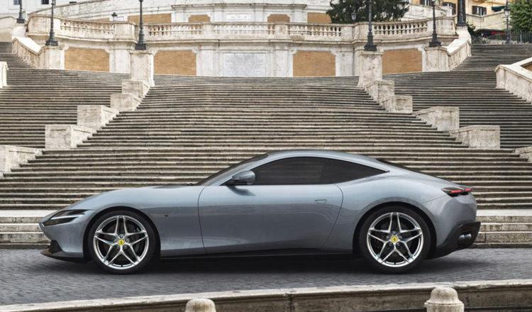 ferrari roma 2020, ferrari roma, ferrari, ferrari coupe, ferrari deportivos, ferrari 2020, nuevos ferrari, autos deportivos, ferrari neoclasicos, ferrari neoretros, autos clasicos modernos, autos clasicos