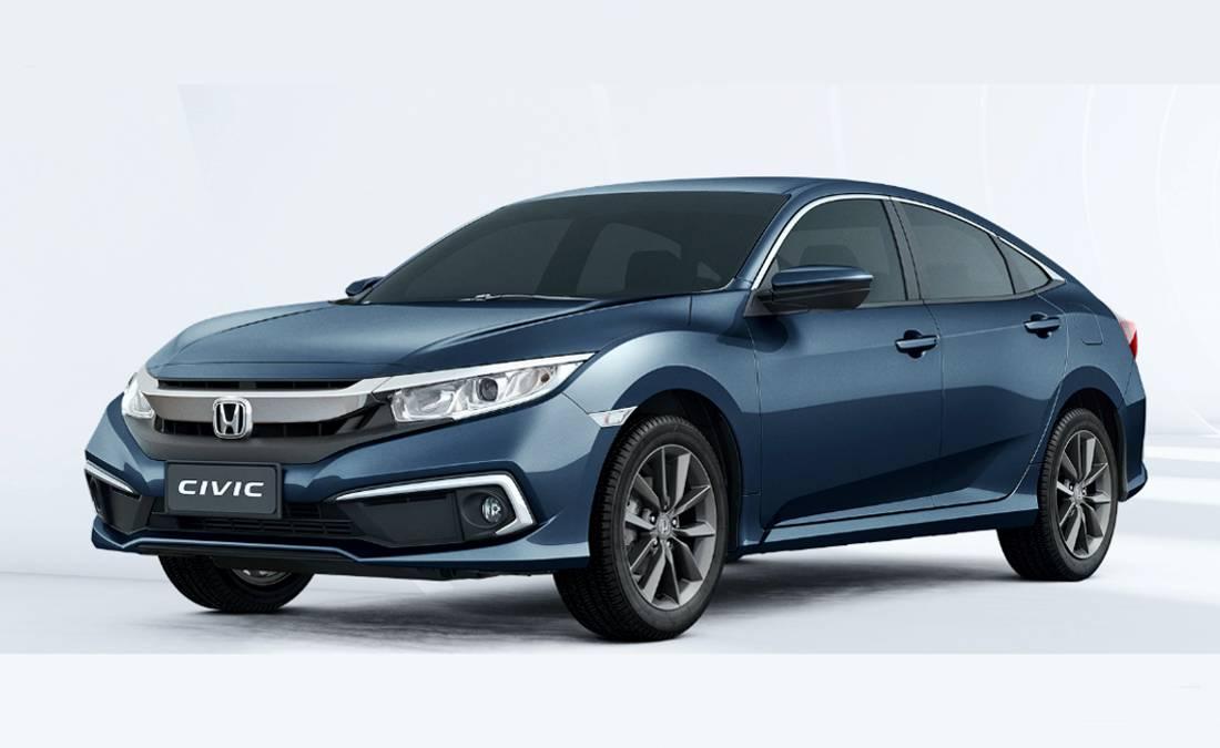 El Honda Civic regresa a Colombia renovado ya un precio más asequible - El Carro Colombiano