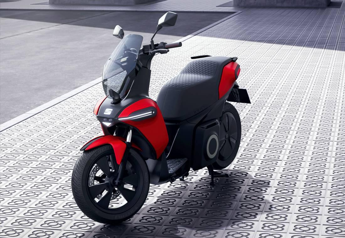SEAT impulsará la movilidad urbana y presenta su concepto de e-Scooter
