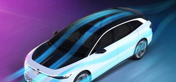 volkswagen id space vizzion concept, volkswagen id space vizzion, volkswagen id, volkswagen, volkswagen electrico, volkswagen prototipos, nuevos lanzamientos, salon de los angeles 2019, movilidad electrica