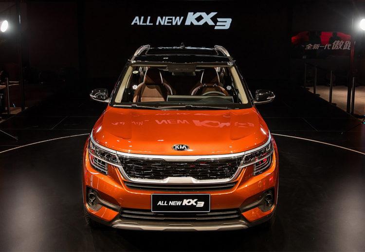 kia kx3 2020, kia seltos, kia seltos china, kx3 2020, kia, salon del automóvil de los angeles 2019, el salon guangzhou 2019, nuevos lanzamientos, seltos version china, seltos