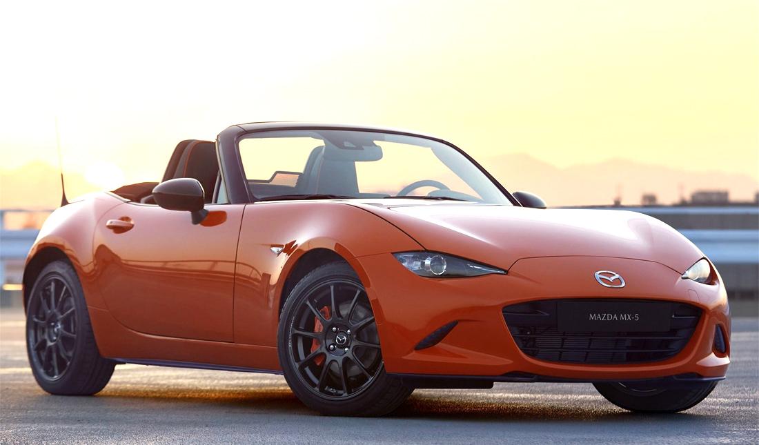 mazda mx-5, mazda mx-5 miata, mazda miata, mazda, mx-5, mazda mx-5 hibrido, mazda mx-5 miata hibrido, mazda hibrido, deportivos mazda hibrido, deportivos hibridos, roadster hibridos, movilidad sostenible, electro movilidad