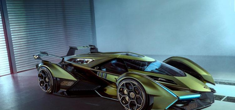 Lamborghini Lambo V12 Vision GT Concept, Lambo V12 Vision GT Concept fotos, Lambo V12 Vision GT Concept características, Lambo V12 Vision GT Concept que es, Lamborghini Gran Turismo, Nuevo concepto de Lamborghini