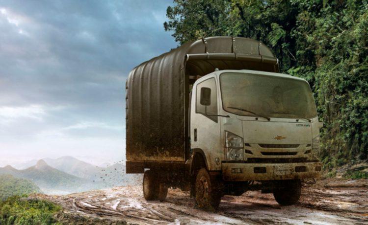 Camion chevrolet NPS 4x4, Nuevo camion de chevrolet 4x4, Chevrolet NPS 4x4 fotos, Chevrolet NPS 4x4 caracteristicas, Chevrolet NPS 4x4 precios