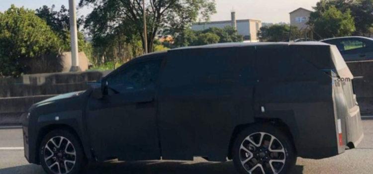 jeep siete puestos, jeep siete asientos, jeep siete plazas, jeep, suv, jeep suv, nuevo jeep jeep brasil, foto espia, fotos espia, fotos espia jeep