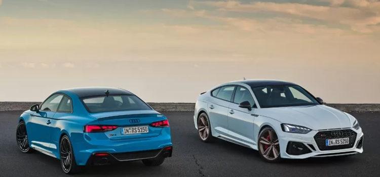audi rs 5, audi rs 5 coupe, audi rs 5 sportback, audi, audi coupe, audi sportback, nuevos modelos audi, actualizaciones audi, nuevos autos audi, coupe, sportback, carros de alta gama