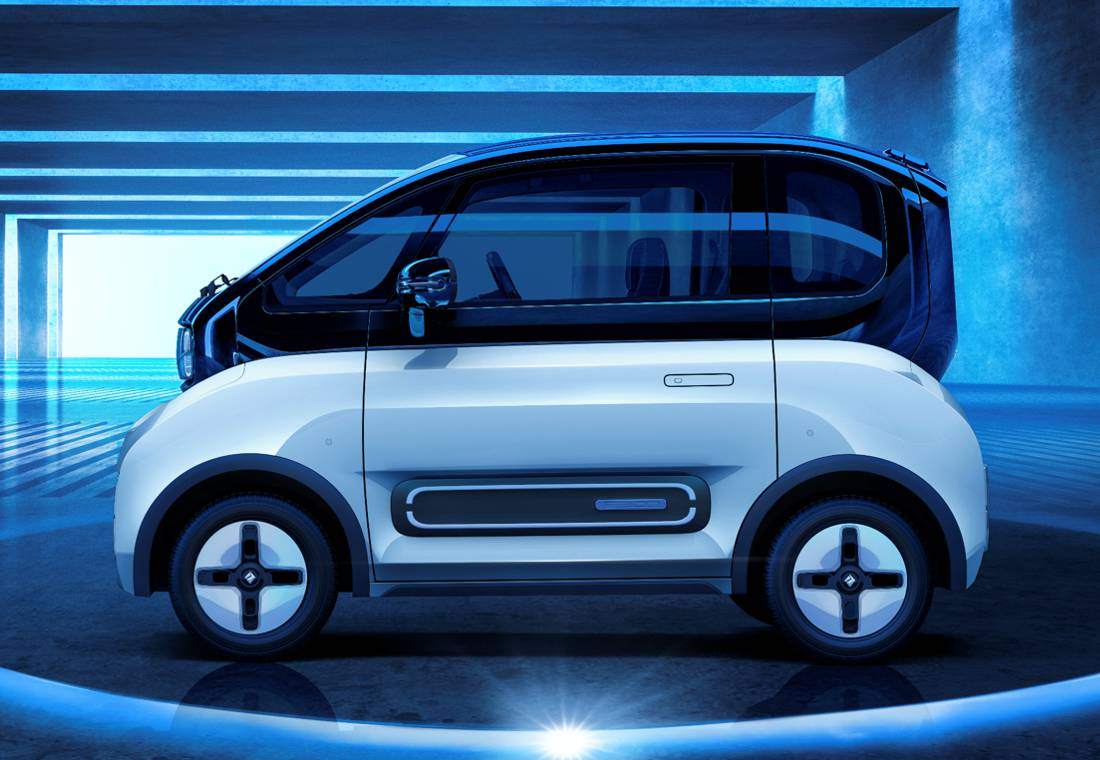 baojun, baojun electrico, mini auto electrico, mini auto electrico chino, city car electrico, mini carro, mini carros, mini carros electricos, mini coche electrico, baojun gm, baojun china, baojun city car electrico