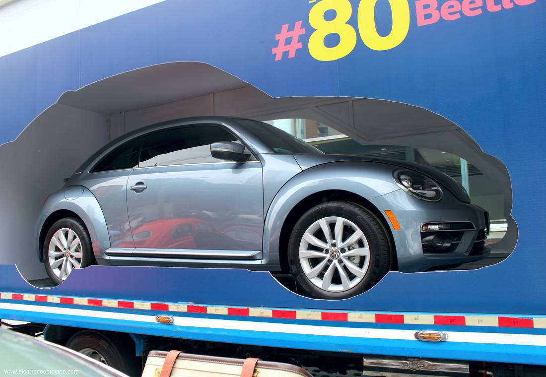 El Volkswagen Beetle Se Despidio De Colombia El Final De Una Gran Historia Video