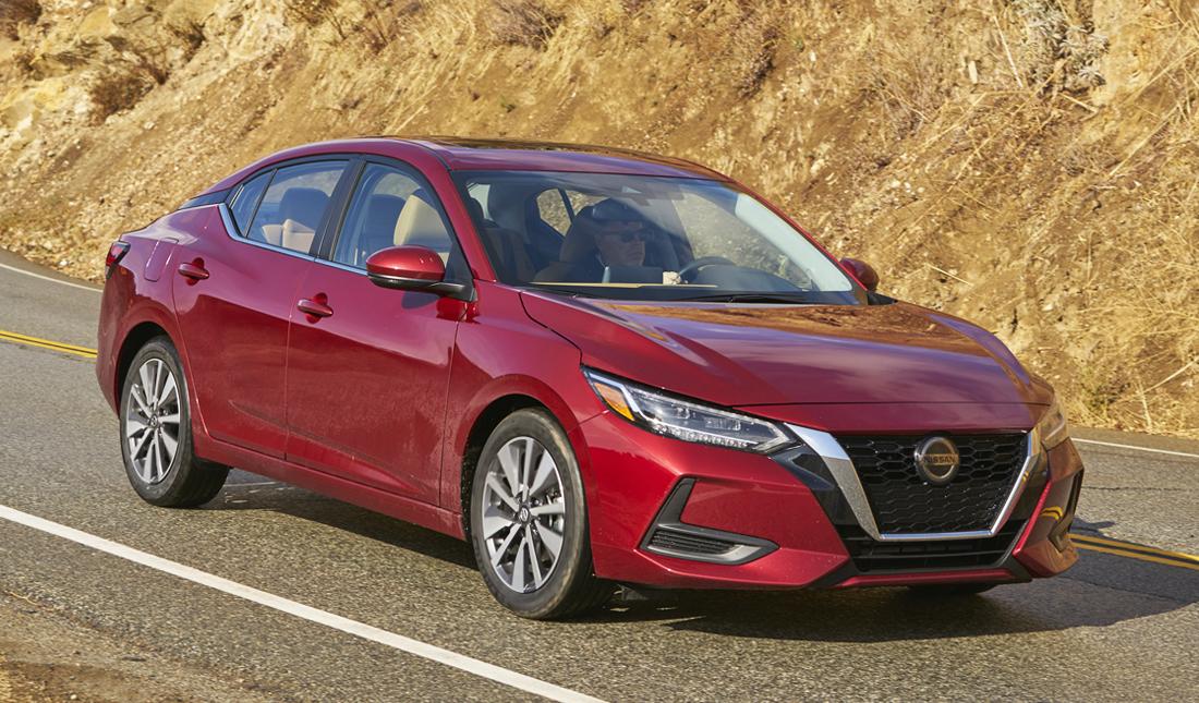 El Nissan Sentra 2020 Llego A Estados Unidos Precios Y Caracteristicas