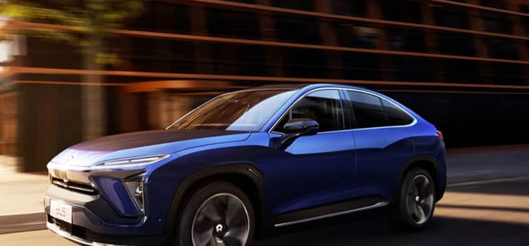 nio ec6, nio, carros chinos, carros electricos, suv coupé, movilidad electrica, movilidad sostenible, suv electrica, suv electrica china, suv, carros electrichos chinos, suv china