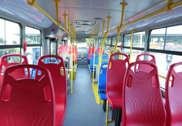 Bus eléctrico Bogotá, Primer bus eléctrico de Bogotá, Primer bus eléctrico SITP, Bus eléctrico bogota fotos, bus eléctrico bogota características, sistema integrado de transporte publico