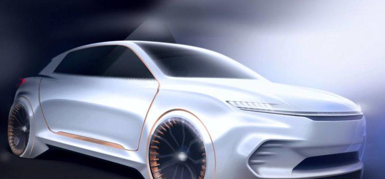 chrysler airflow vision, autos con mas tecnologia 2020, fca ces 2020, fiat chrysler ces 2020, chrysler airflow vision 2020, chrysler airflow vision concept car, concept cars ces 2020, autos mas modernos 2020