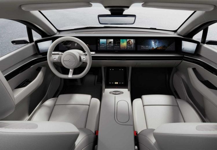 sony, sony carros electricos, sony carros autonomos, sony carro, nuevo auto de sony, carro electrico de sony, concept car, carros autonomos, carros electricos, ces 2020, movilidad electrica, movilidad sostenible, concept car sony