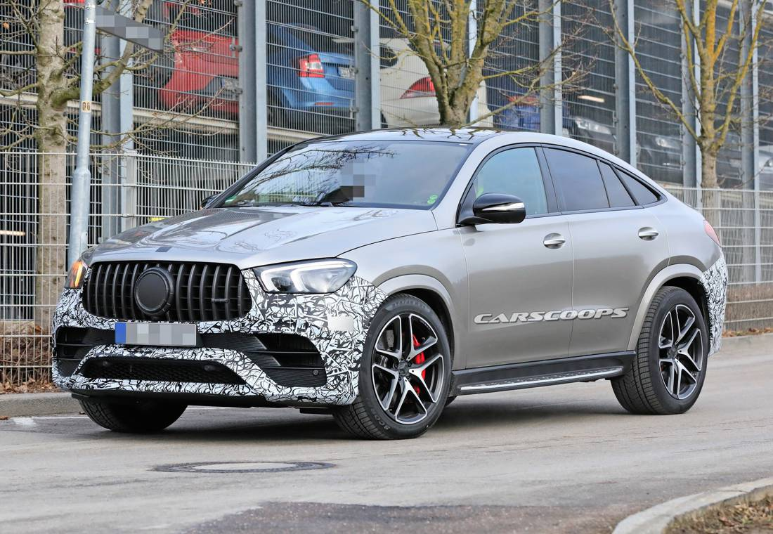 2021 Mercedes Gle Coupe Exterior and Interior