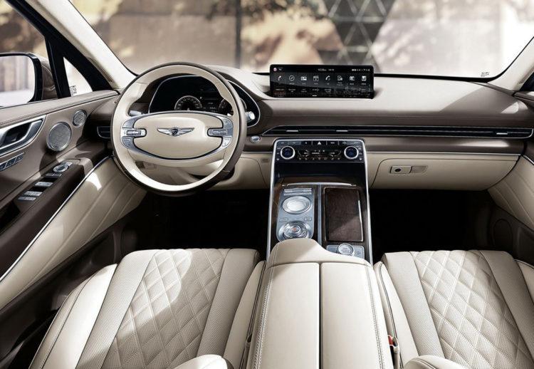 hyundai carros lujosos, genesis, genesis hyundai, genesis gv80, genesis gv80 2020, suv lujosas, suv, carros de alta gama, nuevo suv de genesis, primer suv de genesis, suv premium