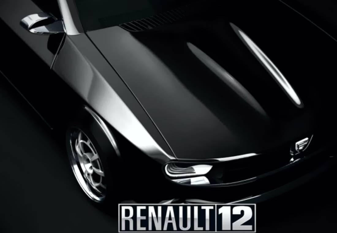 renault 12 moderno, renault 12 del futuro, renault 12 bocetos, renault 12 electrico, renault 12 modelo 2020, renault 12 2021, renault 12 del mañana, autos modernos con estilo retro