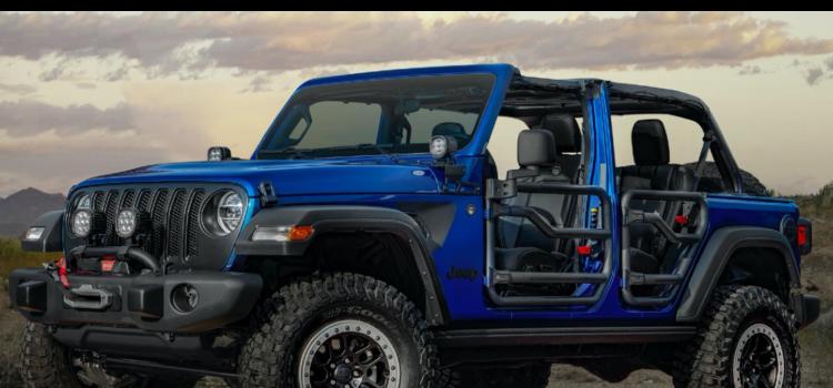 Jeep Wrangler, Jeep Wrangler JPP 20 Limited Edition, Jeep Wrangler modificado, Jeep Wrangler Mopar, Jeep Wrangler JPP 20 Limited Edition Mopar, Jeep Wrangler Mopar Estados Unidos, Jeep Wrangler Mopar fotos, Jeep Wrangler Mopar características