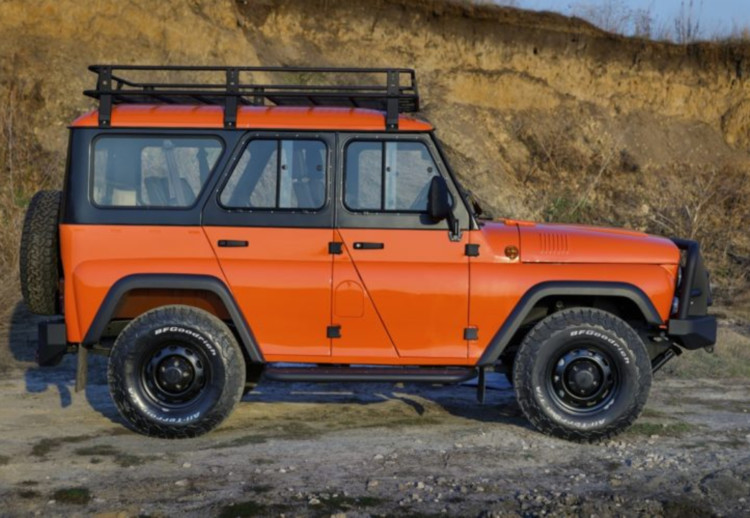 UAZ Hunter Expedition, Nueva UAZ Hunter Expedition, UAZ Hunter Expedition 2020, Camionetas rusas, SUV rusos, UAZ Hunter Expedition Rusia, UAZ Hunter Expedition fotos, UAZ Hunter Expedition características, UAZ Hunter Expedition precios