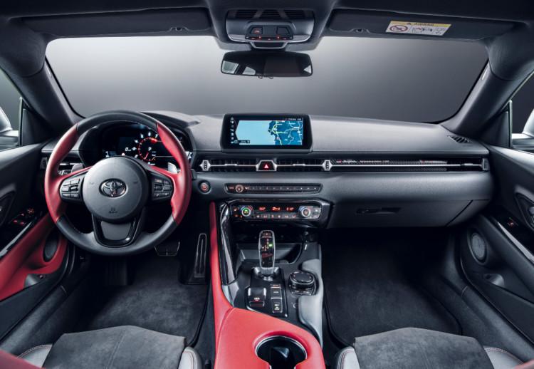 Toyota GR Supra 2.0 litros, Nuevo Toyota GR Supra 2.0 litros, Toyota GR Supra 2.0 litros 2020, Toyota GR Supra 2.0 litros Europa, Toyota GR Supra 2.0 litros fotos, Toyota GR Supra 2.0 litros características
