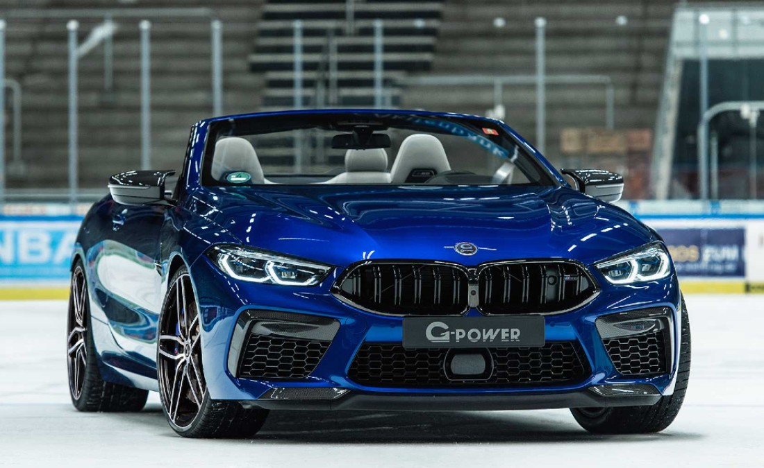 BMW M8 Competition, BMW M8 Competition G-Power, BMW M8 Competition G-Power caracteristicas, BMW M8 Competition G-Power fotos, BMW M8 Competition G-Power paquetes, BMW M8 Competition G-Power capacidades, BMW M8 Competition G-Power potencia, BMW M8 Competition modificado, BMW M8 Competition modificado caracteristicas, BMW M8 Competition modificado fotos