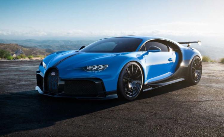 Bugatti Chiron, Bugatti Chiron Pur Sport, Bugatti Chiron 2020, Bugatti Chiron Pur Sport 2020, Nuevo Bugatti Chiron, Bugatti Chiron con dinámica mejorada, Bugatti Chiron Pur Sport características, Bugatti Chiron Pur Sport precio, Bugatti Chiron Pur Sport fotos, Super deportivos, Carros franceses