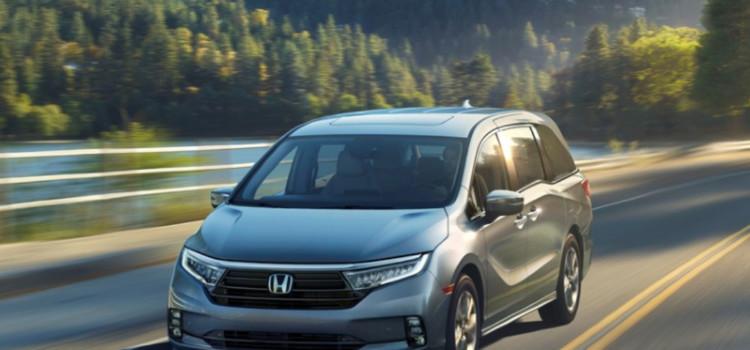 Honda Odyssey, Nueva Mini van de Honda, Actualización honda odyssey, nueva honda odyssey, nueva honda odyssey 2021, Honda Odyssey fotos, Honda Odyssey caracteristicas